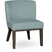 Burnished Teal Guest Chair
