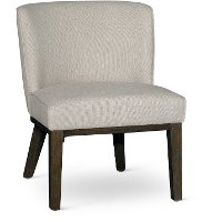 Burnished Cream Guest Chair