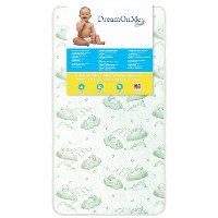 96 Coil Spring Crib and Toddler Bed Mattress (6 Inch)