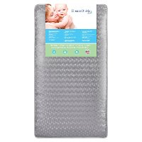 Dream On Me Superior Slumber 6 Inch Crib and Toddler Bed Mattress