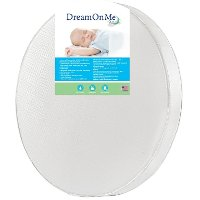 Thick Round Crib Mattress (4 Inch)