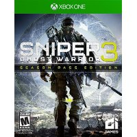 XB1 CIT 01514 Sniper Ghost Warrior 3: Season Pass Edition - Xbox One