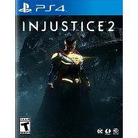 PS4 WAR 55233 Injustice 2 - PS4