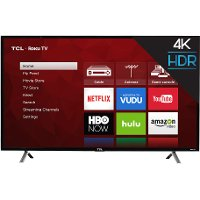 49S405 TCL S4-Series 49 Inch 4K UHD HDR Roku Smart TV