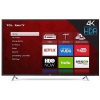55S405 TCL S4-Series 55 Inch 4K UHD HDR Roku Smart TV