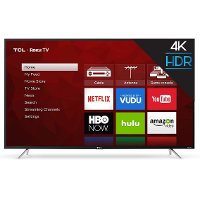 65S405 TCL 4 Series 65 Inch 4K UHD Roku Smart TV