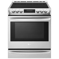 LSE4617ST LG Induction Range - 6.3 cu. ft. Stainless Steel