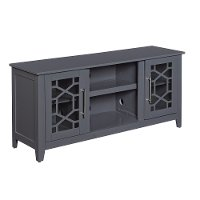 54 Inch Cool Gray TV Stand
