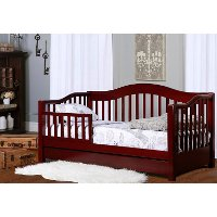 Cherry Toddler Day Bed