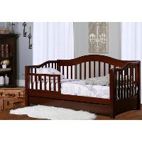 Espresso Toddler Day Bed