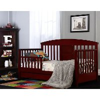 Cherry Delux Toddler Day Bed