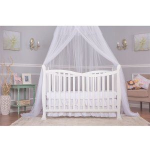 ... White 7-in-1 Convertible Life Style Crib - Violet ...  sc 1 st  RC Willey & RC Willey sells baby cribs and furniture for your nursery