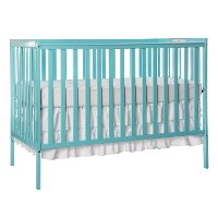 Aqua 5-in-1 Convertible Crib - Synergy