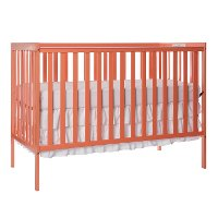 Fusion Coral 5-in-1 Convertible Crib - Synergy