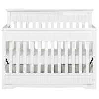 White 5-in-1 Convertible Crib - Chesapeake