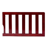 Espresso Toddler Bed Guardrail - Dream On Me