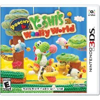 3DS CTR P AJNE Poochy & Yoshi's Woolly World - Nintendo 3DS