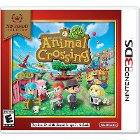 3DS CTR W EAAE Nintendo Selects: Animal Crossing: New Leaf - Nintendo 3DS