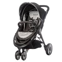 Black/ Gray Ultra-Stroller - Venus