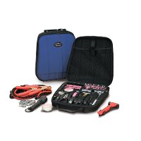 Blue 63 Piece Travel and Auto Toolkit