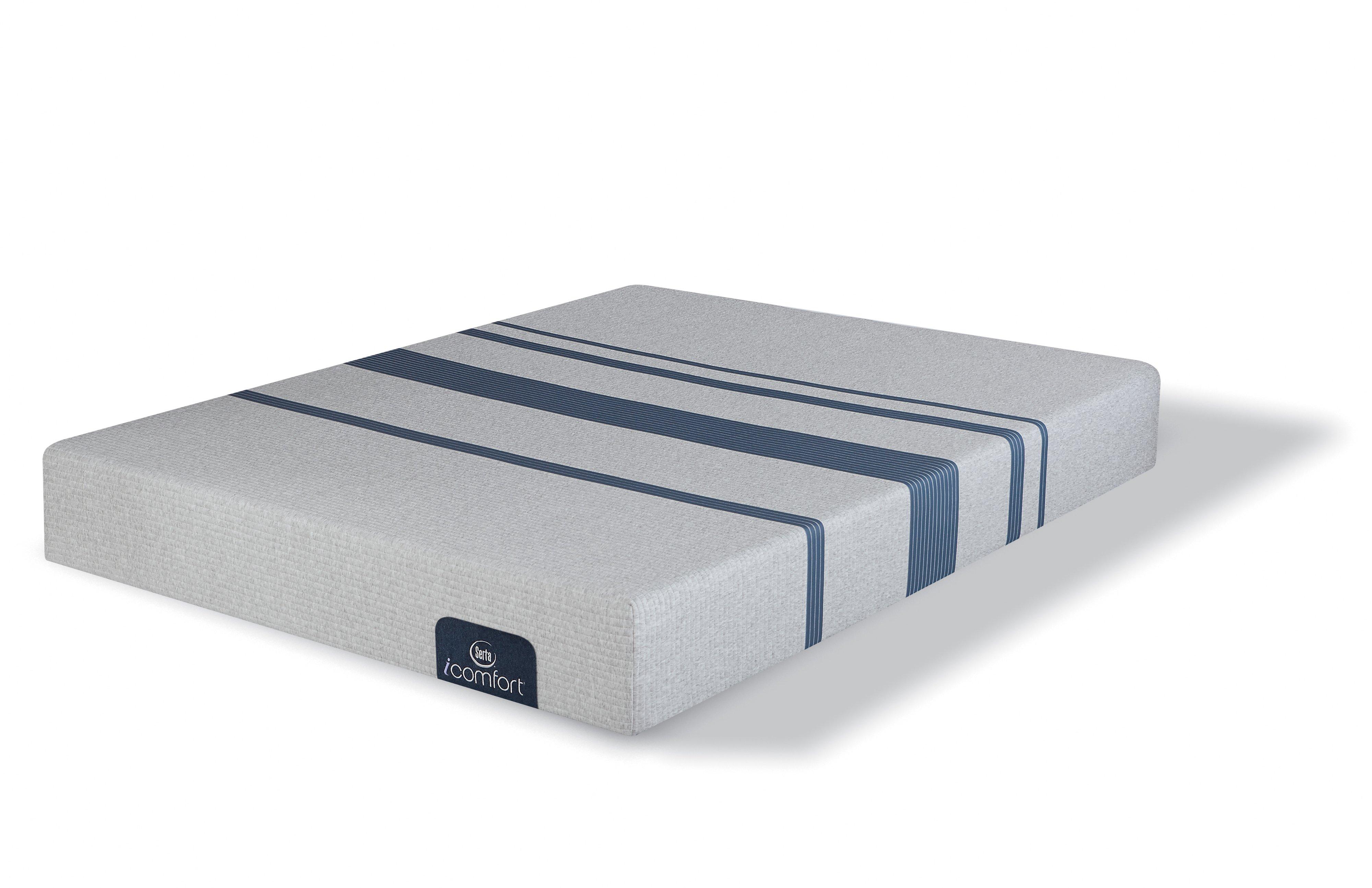 Split King Size Mattress Serta i fort Blue 100 XT Luxury Firm