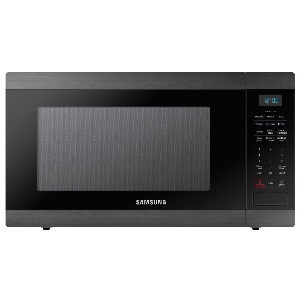 Samsung 1 9 Cu Ft Countertop Microwave For Built In Lication Rc Willey Furniture