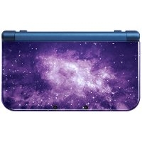3DS RED S UBAA New Galaxy Style Nintendo 3DS XL