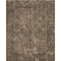 5 x 8 Medium Beige Area Rug - Lily Park