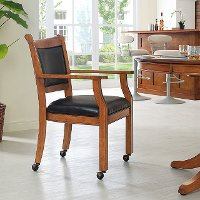 CF510218-DC Game Chair with Casters - Reynolds