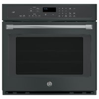CT9050EKDS GE Cafe 30 Inch Single Wall Oven - Black Stainless Steel