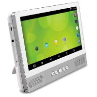 TBDV986W Zeki 9 Inch Android Tablet with DVD Player