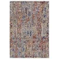 8 x 11 Large Multi-Colored Area Rug - Emerson