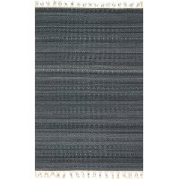 Magnolia Home Furniture 2 x 4 X-Small Denim Blue Rug - Mikey