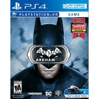 PVR WAR 56021 Batman: Arkham VR - PS4
