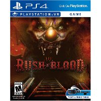 PVR SCE 301641 Until Dawn: Rush of Blood VR - PS4
