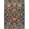 7 x 10 Large Multi-Colored Area Rug - Expressions