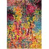 8 x 10 Large Multi-Colored Area Rug - Expressions