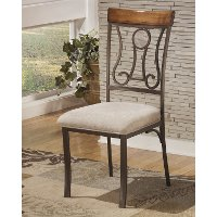 Set of 4 Upholstered Side Chairs - Hopstand