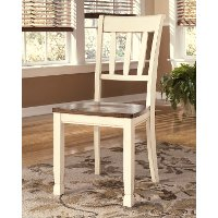 D583SDCB Casual Dining Side Chair (Set of 2)