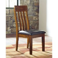 D594SDCA Upholstered Side Chairs (Set of 2)