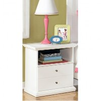B139-91 One Drawer Night Stand -Bostwick Shoals
