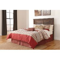 Queen Panel Headboard- Quinden