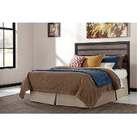 B325-57 Queen/Full Panel Headboard - Harlinton