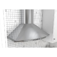 Zephyr Savona Collection 36 Inch Wall Hood - Stainless Steel