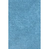 3 x 5 Small Light Blue Shag Rug - Fun Shags