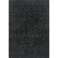 3 x 5 Small Black Shag Rug - Fun Shags