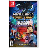 SWI UIE 02007 Minecraft Story Mode: The Complete Adventure - Nintendo Switch