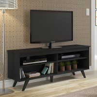 Black TV Stand (58 Inch)