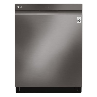 LDP6797BD LG Dishwasher with Third Rack - Black Stainless Steel