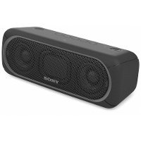 SRSXB30,BLK Black Sony SRS-XB30 Portable Speaker with Lights
